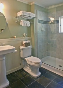 bathroom for small space