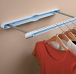 retractable drying rack