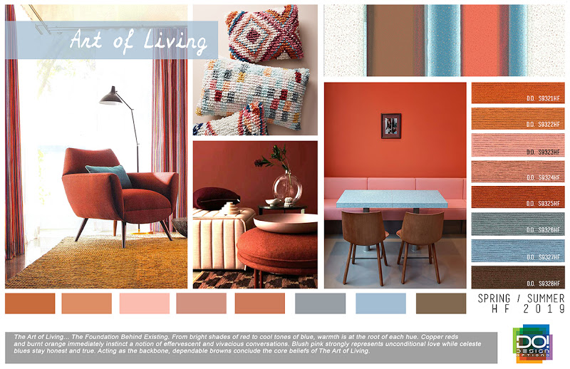 Benjamin Moore paint colour forecast for 2019