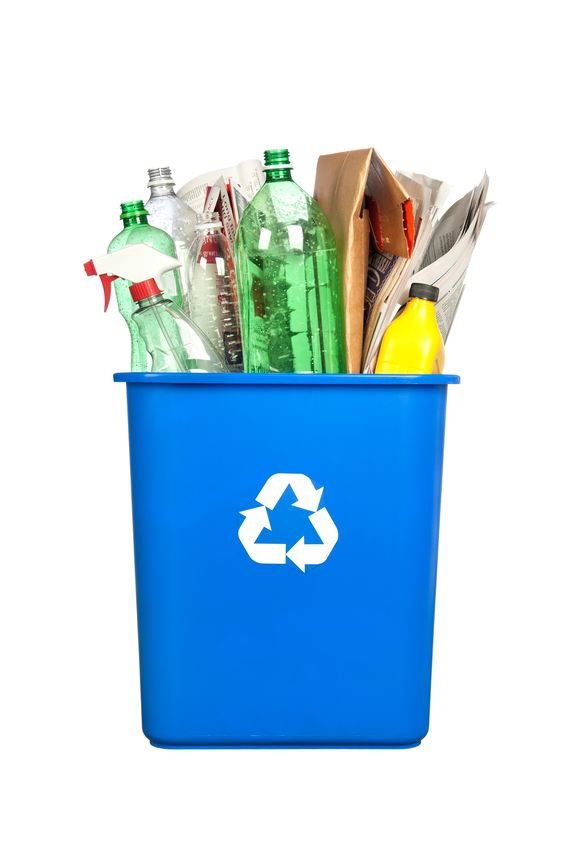 Recycle according to your local standards